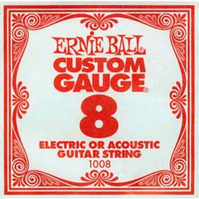 Струны Ernie Ball 1008