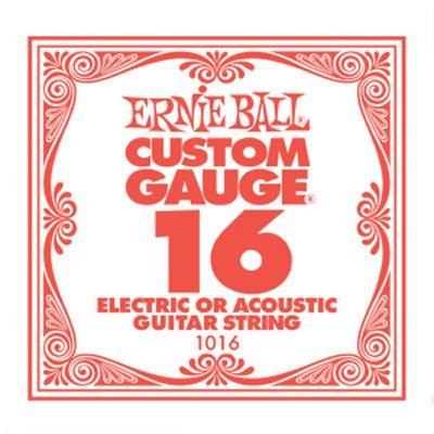 Струны Ernie Ball 1016