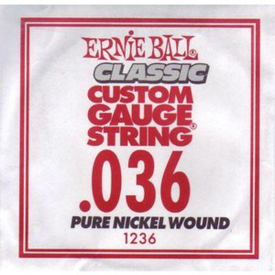 Струны Ernie Ball 1236