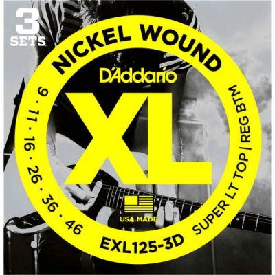 ������ D'Addario EXL125/3D