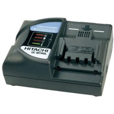 Зарядное устройство Hitachi UC18YRSL 93199690 (14,4 - 18 V) быстрая зарядка для Li-ion аккумуляторов-слайдеров