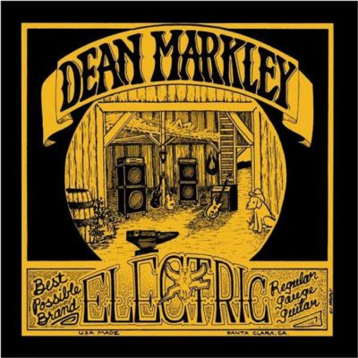 Струны Dean Markley VINTAGE ELECTRIC 1972 LIGHT