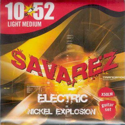Струны Savarez X50LM