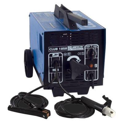 Аппарат AWELCO трансформатор Club 1850 41124 (150 А, ПВ 10% до 4.0 мм, 18 кг, 220/380В)