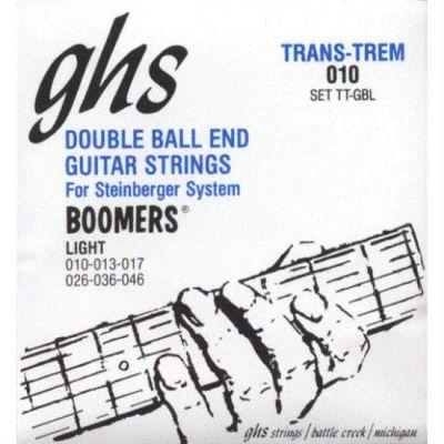 Струны GHS TT-GBL
