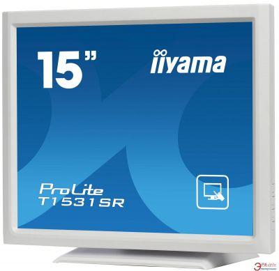 Монитор Iiyama PROLITE T1531SR-W1