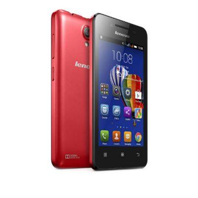 Смартфон Lenovo A319 Dual Sim Red P0RQ0023RU