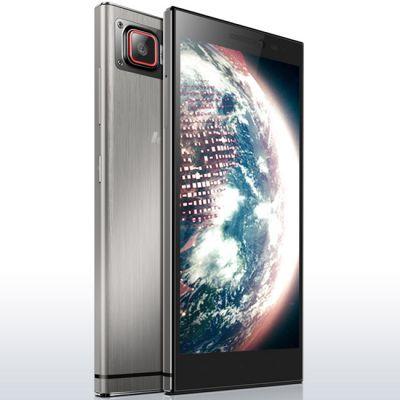Смартфон Lenovo VIBE Z2 Titanium P0RU000DRU