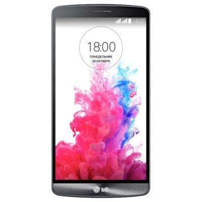 Смартфон LG G3 Dual-LTE D856 32Gb (Titan) LGD856.ACISTN