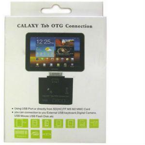 ������ Espada ��������� Galaxy Tab to USB/SD(HC)TF/MMC/MS/M2, C01Tb ESPADA