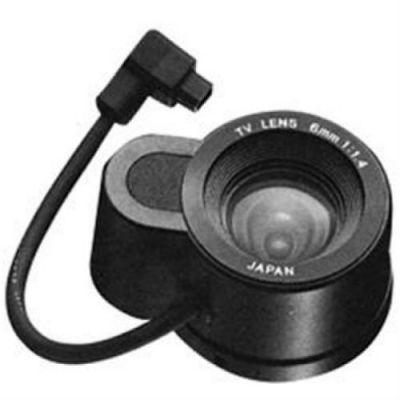 "Объектив для видеонаблюдения Panasonic (1/3""-1/2"", 6 м, F 1.4, 44(57)'/33(44)' WV-LA6B2AE"