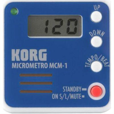 Метроном KORG MCM-1 BL