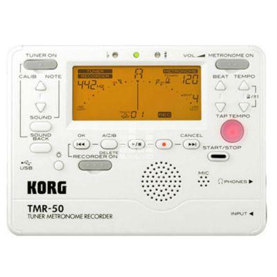KORG тюнер+метроном+рекордер TMR-50PW