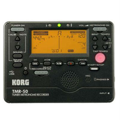 KORG тюнер+метроном+рекордер TMR-50BK