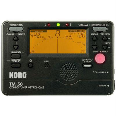 KORG �����-�������� TM-50-BK