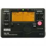 KORG тюнер-метроном TM-50-BK