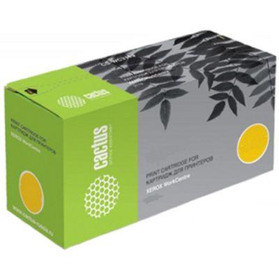 Расходный материал Cactus Картридж для принтеров SAMSUNG CLP-325/CLX-3185, yellow CS-CLT-Y407S