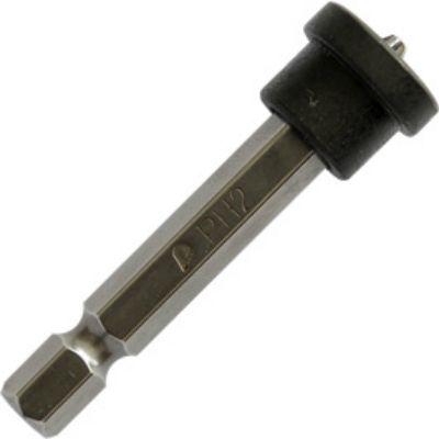 """Бита Практика """"Профи"""" PH-2 х 50 мм для гипрока, с ограничителем, (2 шт), блистер 776-539"""