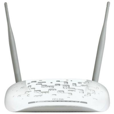 Wi-Fi ������ TP-Link 300Mbps Wireless N USB ADSL2+ Modem Router TD-W8968