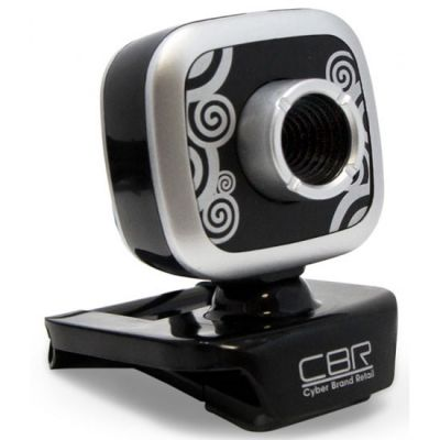 Веб-камера CBR CW 835M Silver
