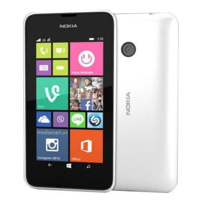 �������� Nokia Lumia 530 Dual Sim White