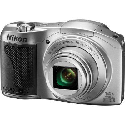 ���������� ����������� Nikon Coolpix L610/Silver