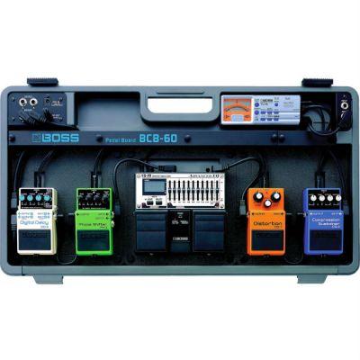 Кейс BOSS для гитарных эффектов BCB-60
