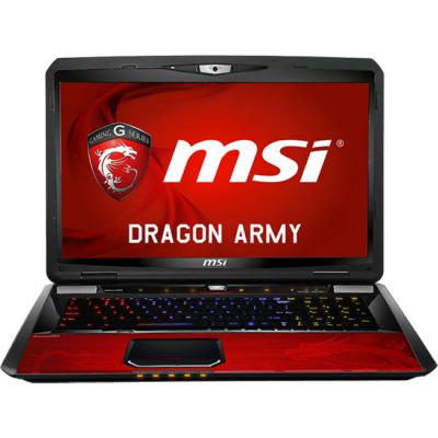 Ноутбук MSI GT70 2PC-2090RU (Dominator Dragon)