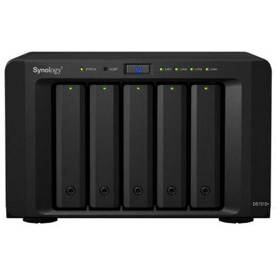 Сетевое хранилище Synology DiskStation DS1515+