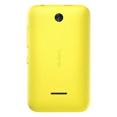 Смартфон Nokia Asha 230 Dual Sim Yellow