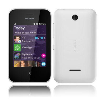 �������� Nokia Asha 230 Dual Sim White