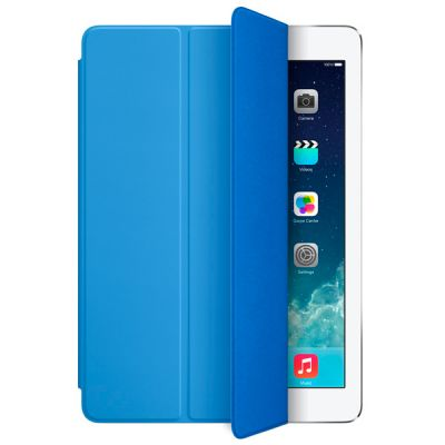 Чехол Apple для iPad Air Smart Cover - Blue MGTQ2ZM/A