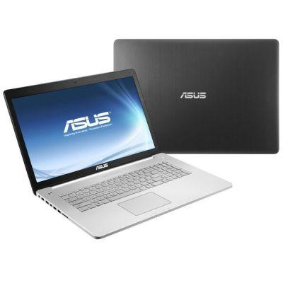 Ноутбук ASUS N750JK-T4248H 90NB04N1-M03260