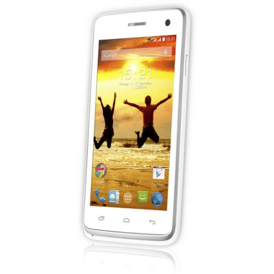 Смартфон Fly Fly IQ4490i ERA Nano 10 White 08376