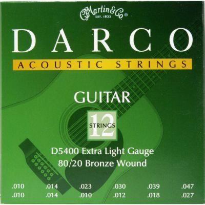 Струны Martin Guitar 41D5400