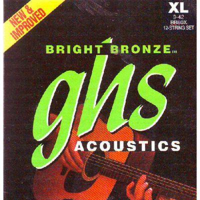 Струны GHS BB60X