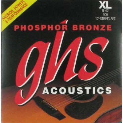 Струны GHS 605