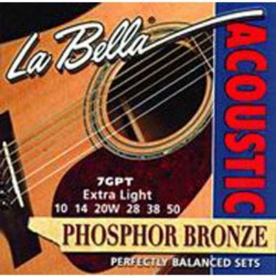 Струны La Bella 7GP-12M
