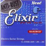 Струны Elixir 12450