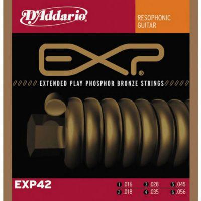 Струны D'Addario EXP-42