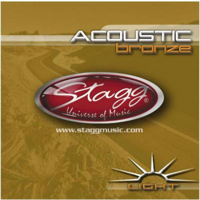 Струны Stagg AC-1254-BR