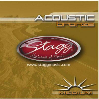 Струны Stagg AC-1356-BR