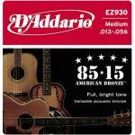 Струны D'Addario EZ930