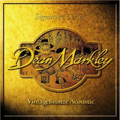 Струны Dean Markley VINTAGE BRONZE ACOUSTIC 2006 (85/15) MED