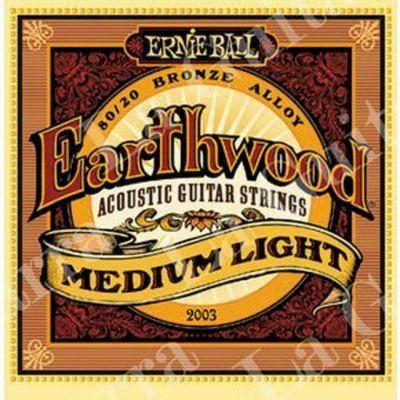 Струны Ernie Ball 2003