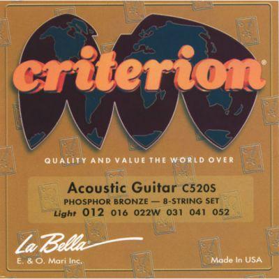 Струны La Bella CRITERION C520S