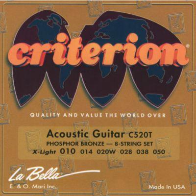 Струны La Bella CRITERION C520T
