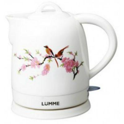Электрический чайник Lumme LU-205 flowers