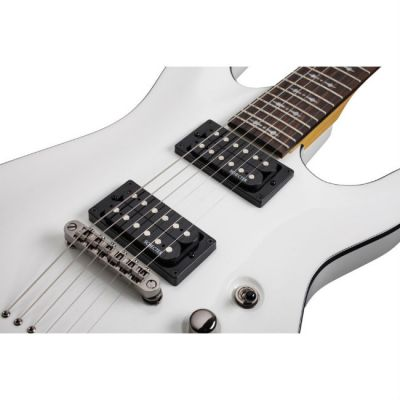 Электрогитара Schecter Guitar OMEN-6 VWHT