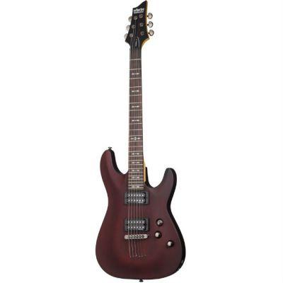 Электрогитара Schecter Guitar OMEN-6 WSN